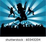 rocking | Shutterstock .eps vector #60343204