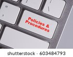 """policies   procedures"" red... 