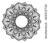 Mandalas For Coloring Book....