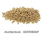 Pelleted Compound Feed Isolate...