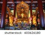 guangzhou  china   february 5 ... | Shutterstock . vector #603626180