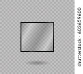 blank mobile  smartphone ... | Shutterstock .eps vector #603659600
