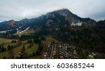 neuschwanstein castle in germany   Shutterstock . vector #603685244