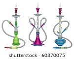 hookah | Shutterstock .eps vector #60370075
