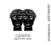 Signs Of The Zodiac. Gemini ...