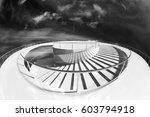 design element. 3d illustration.... | Shutterstock . vector #603794918