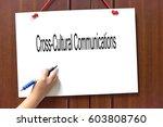 Cross Cultural Communications ...