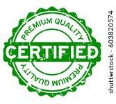 grunge green rubber stamp... | Shutterstock .eps vector #603820574
