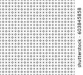 vector seamless pattern.... | Shutterstock .eps vector #603845858