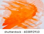 abstract watercolor painting... | Shutterstock . vector #603892910