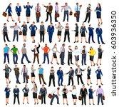 business people  | Shutterstock .eps vector #603936350