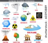 big set of extreme weather...