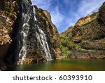 Twin Falls, Kakadu National Park, Australia