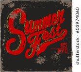 set of summer   surfing design  ...   Shutterstock . vector #603974060