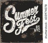 set of summer   surfing design  ...   Shutterstock . vector #603974078