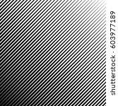 straight  parallel lines... | Shutterstock . vector #603977189