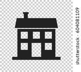 house icon. vector illustration ...