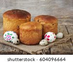 Easter Composition Of Sweet...