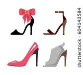 Women High Heeled Shoes...