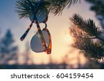 sunglasses sun glasses tree... | Shutterstock . vector #604159454