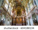 steingaden  germany   june 5 ... | Shutterstock . vector #604188134