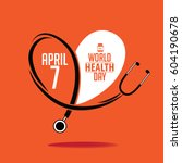 world health day heart and