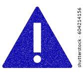 grunge warning rubber seal...