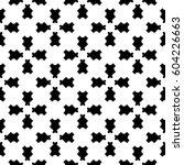 vector monochrome texture ...   Shutterstock .eps vector #604226663
