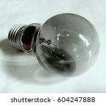 light bulb  isolated  realistic ... | Shutterstock . vector #604247888