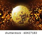 vector illustration of abstract ... | Shutterstock .eps vector #60427183