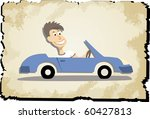 abstract car | Shutterstock .eps vector #60427813