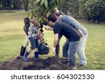 group of diverse people... | Shutterstock . vector #604302530