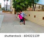 las vegas  united states of... | Shutterstock . vector #604321139