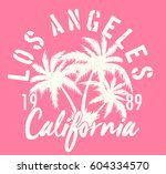 vintage tropical graphic.... | Shutterstock .eps vector #604334570