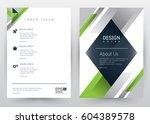 cover design vector template... | Shutterstock .eps vector #604389578
