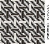 vector seamless pattern. modern ...   Shutterstock .eps vector #604400573