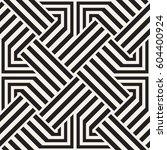 repeating geometric stripes... | Shutterstock .eps vector #604400924