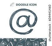 doodle at   Shutterstock .eps vector #604441460