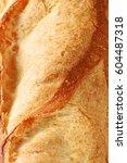 french bread   Shutterstock . vector #604487318