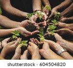 group of environmental...   Shutterstock . vector #604504820