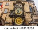 Prague Astronomical Clock In...