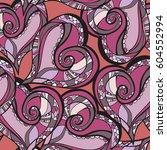 hearts | Shutterstock .eps vector #604552994