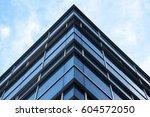 office building | Shutterstock . vector #604572050
