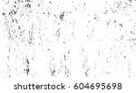 grunge black and white urban... | Shutterstock .eps vector #604695698