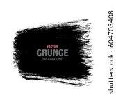 vector grunge background | Shutterstock .eps vector #604703408
