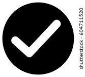apply raster icon. flat black...