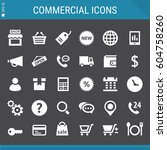 commercial icons collection
