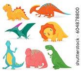 the vector illustration of the... | Shutterstock .eps vector #604878800