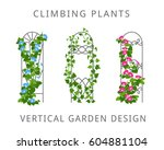 vector flat illustration of... | Shutterstock .eps vector #604881104