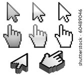 Cursor Pointer Collection In...